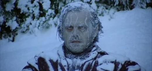 кинооператор зимой
